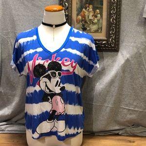 Disney, Mickey Mouse T-shirt